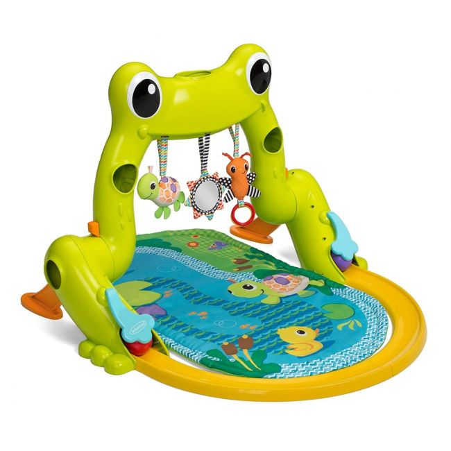 Infantino Great Leaps Infant Gym &Ball Roller Coaster
