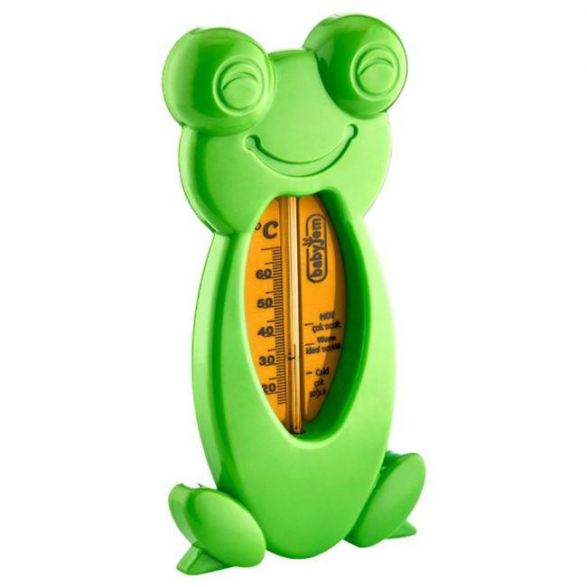 Babyjem - Bath & Room Thermometer - Green