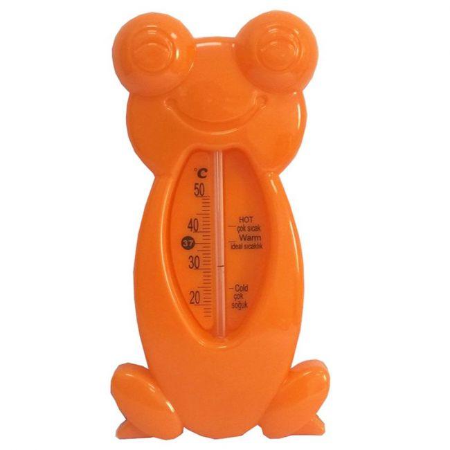 Babyjem - Bath & Room Thermometer - Orange