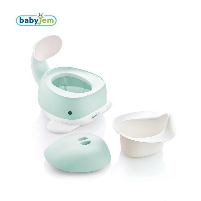 Babyjem - Whale Potty - Green