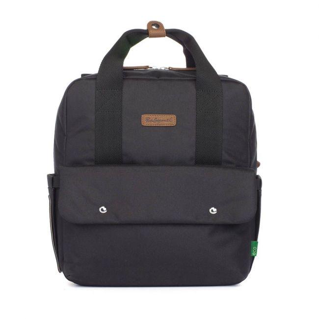 Babymel - Georgi Convertible Diaper Bag - Black