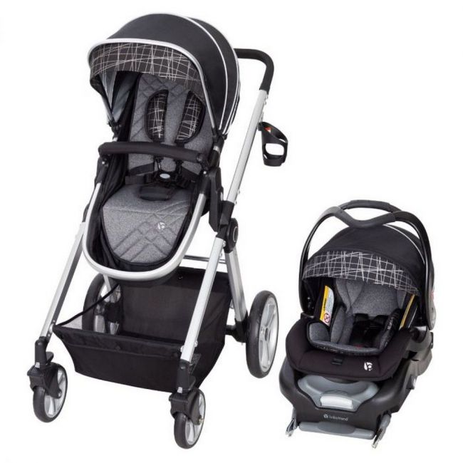 Babytrend Golite Snap Tech Sprout Travel System - Phoenix