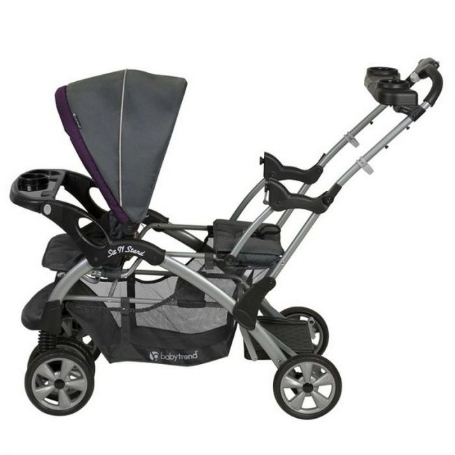 Babytrend Sit N Stand Double - Elixer
