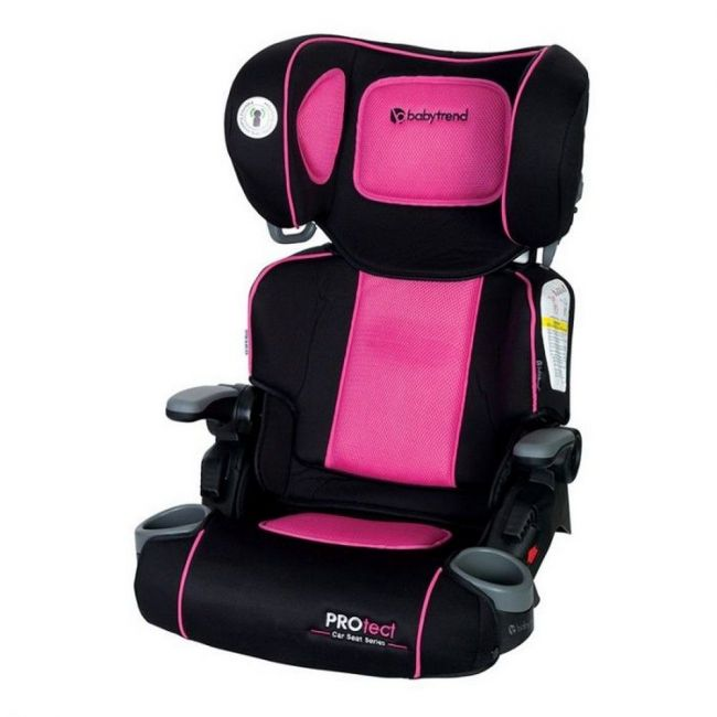Babytrend - Yumi Folding 2-in-1 Booster Seat - Olivia