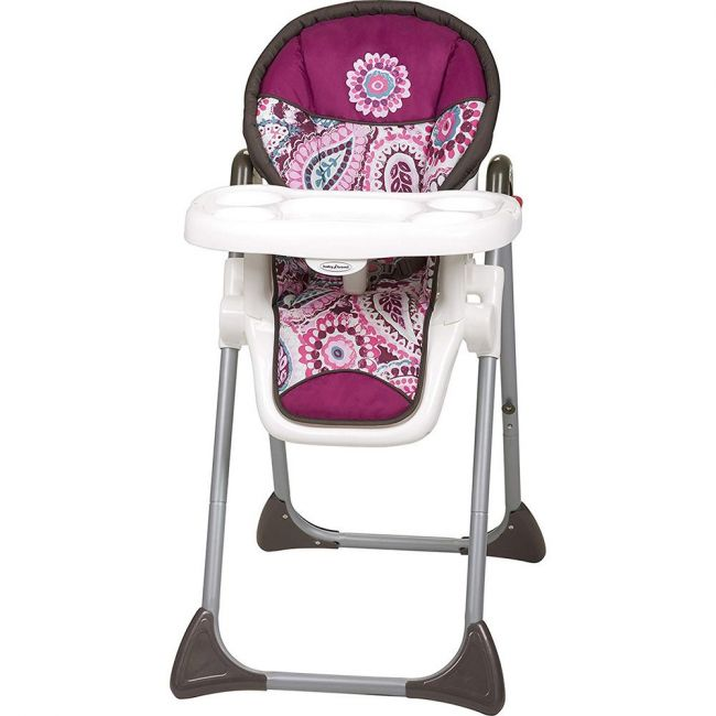 Babytrend Sit Right High Chair - Paisley