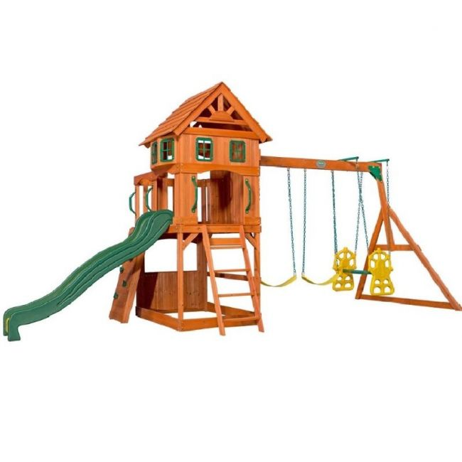 Backyard Discovery - Atlantis Swing Set