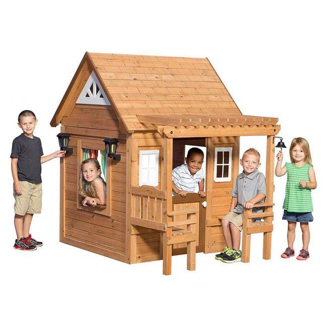 Backyard discovery - Cascade Playhouse ? 689900