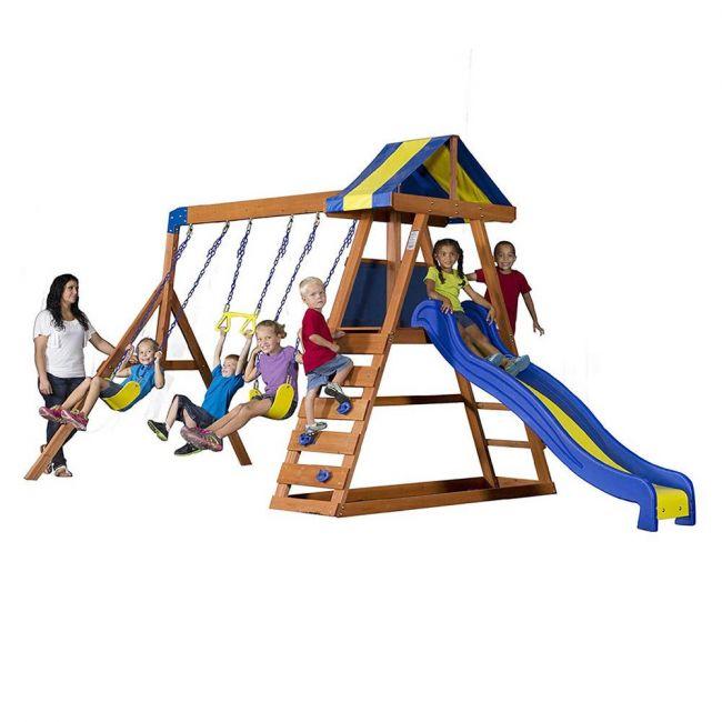 Backyard discovery - Dayton Swing Set