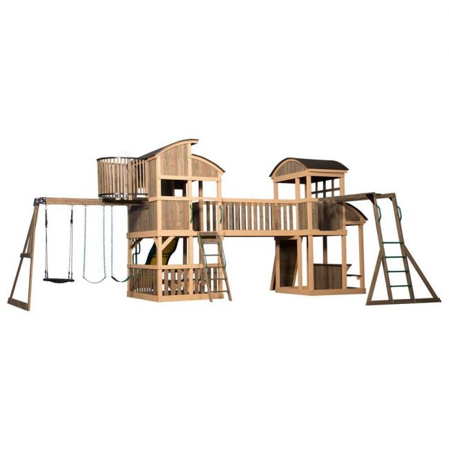Backyard discovery - Grand Escape Playset