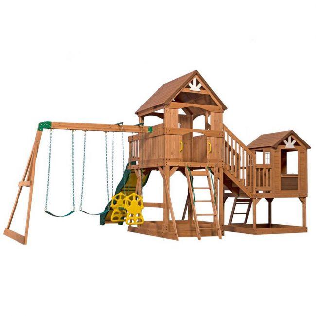 Backyard discovery - Malibu Swing Set
