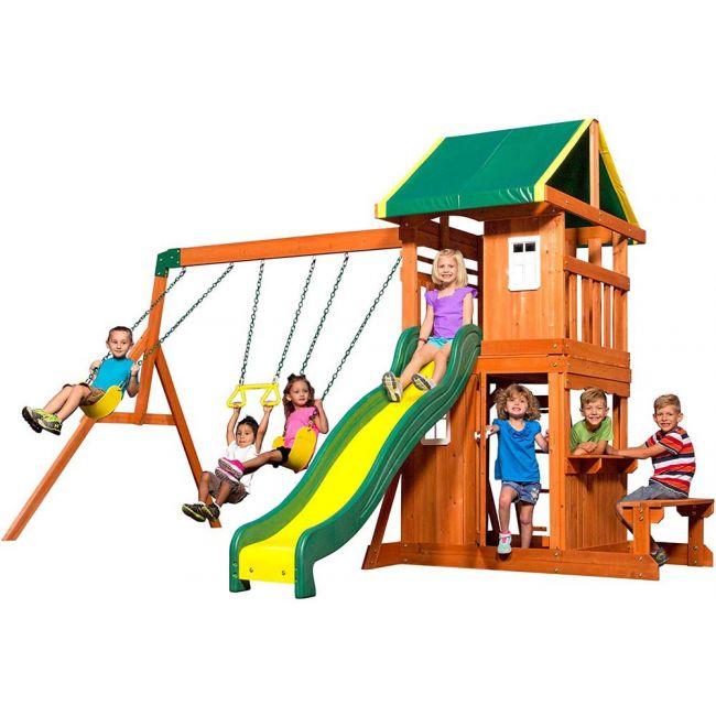 Backyard discovery - Oakmont Swing Set