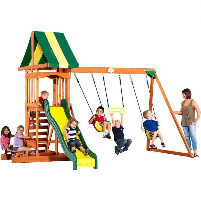 Backyard discovery - Prestige Swing Set & Slide