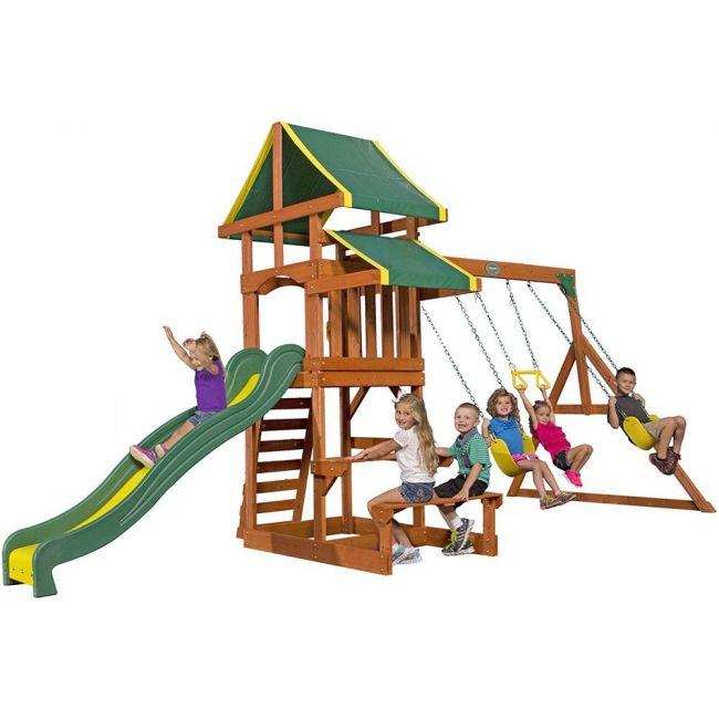 Backyard discovery - Tucson Swing Set