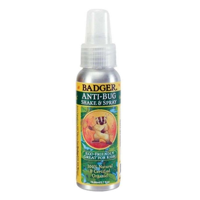 Badger Company Anti-Bug Shake & Spray - 79.85 ml