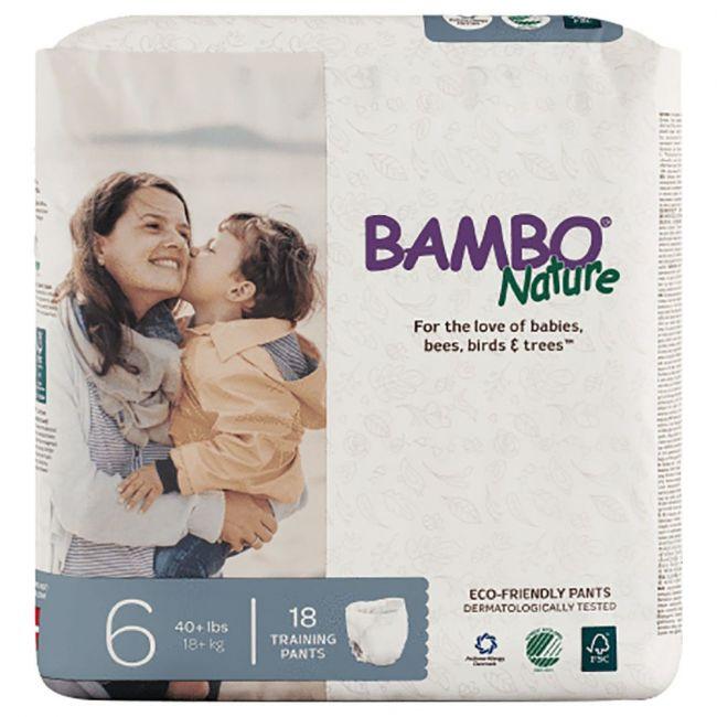 Bambo Nature Dream Pants XL Size 6 18+ kg