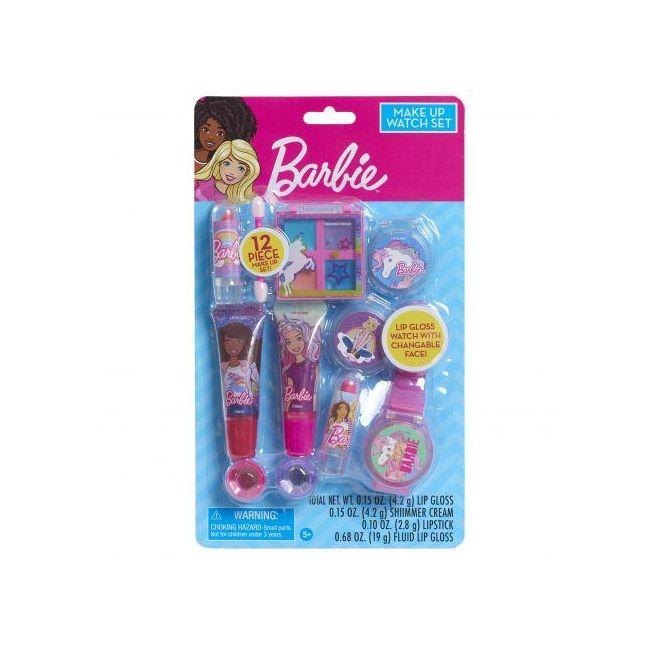 Barbie - Lip Gloss Watch Lip Gloss Ring
