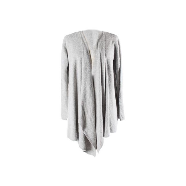 Barefoot Dreams Pewter Pearl CC Lite Heathered Calypso Wrap
