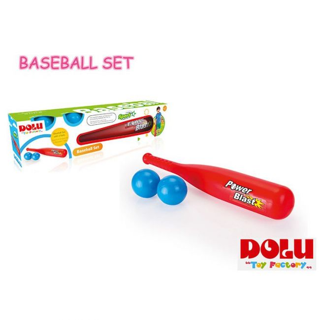 DOLU Baseball Toy Set