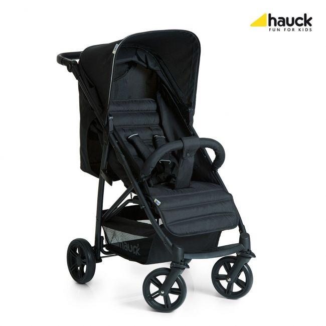 Hauck Rapid 4 / Caviar Black Stroller
