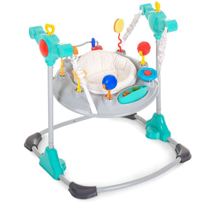 Hauck Jump-a-Round Hearts Bouncer