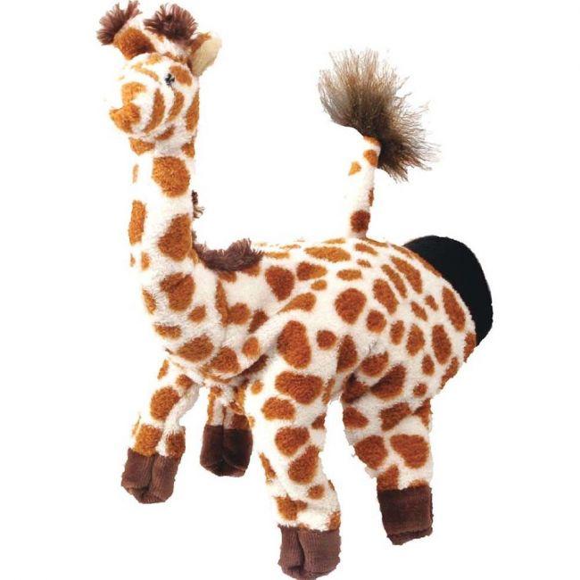 Beleduc Handpuppet - Giraffe