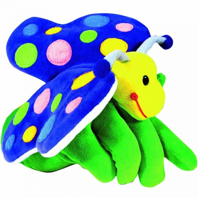 Beleduc Handpuppet - Butterfly