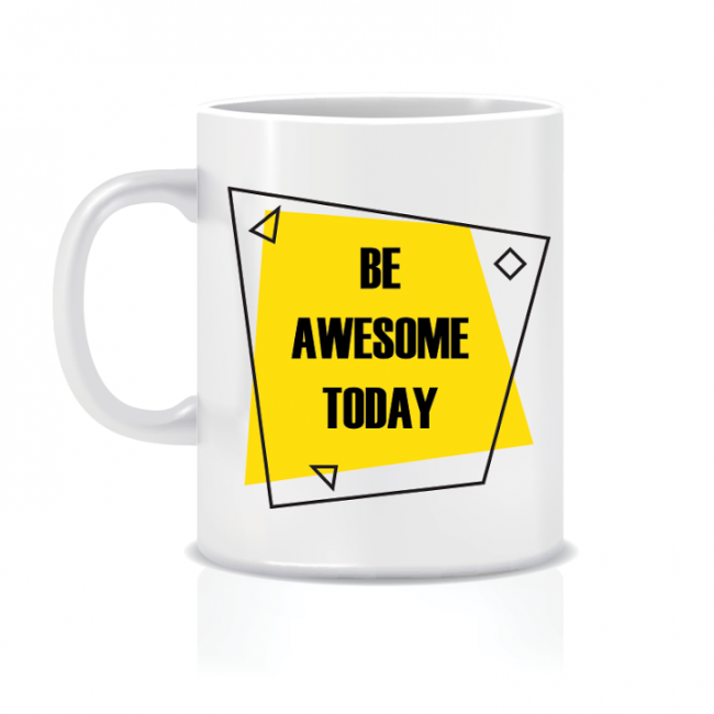 Twinkle Hands Be Awesome Today Mug