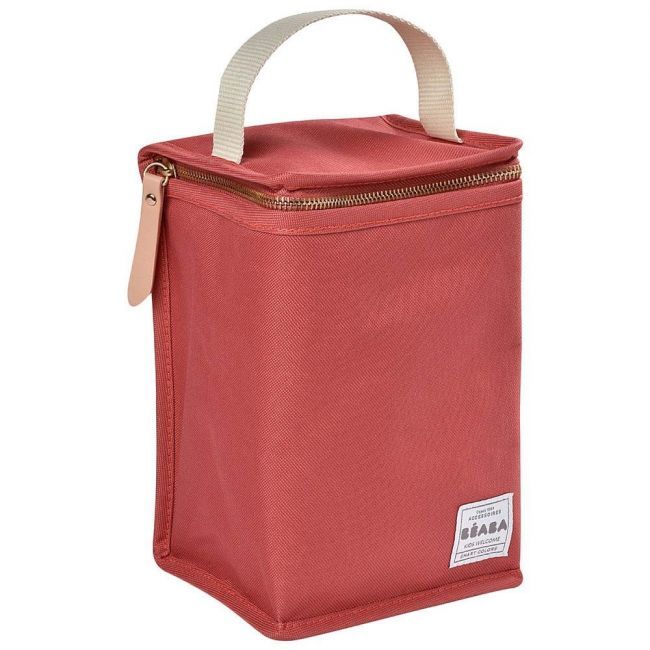 Beaba - Isothermal Meal Pouch - Terracota