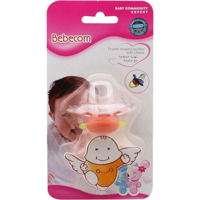 Bebecom Pacifier With Chain