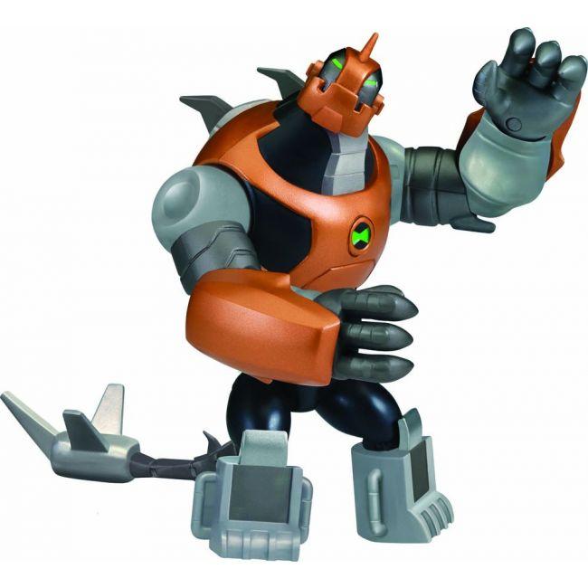 Ben 10 - Deluxe Figure_Omni- Kix Armor Humungousaur