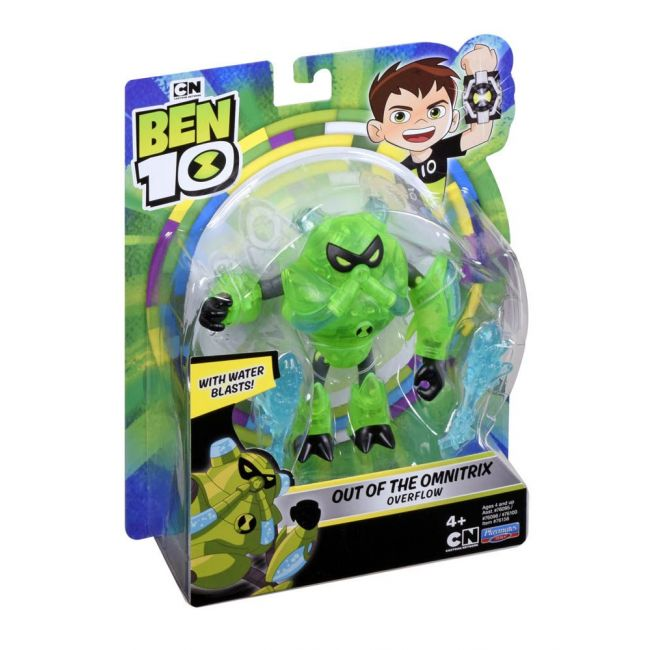 Ben 10 - Deluxe Figure_Out Of The Omnitrix Overflow