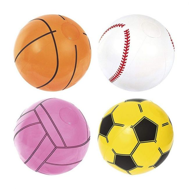 Bestway Sport Beach Ball - 16-inch
