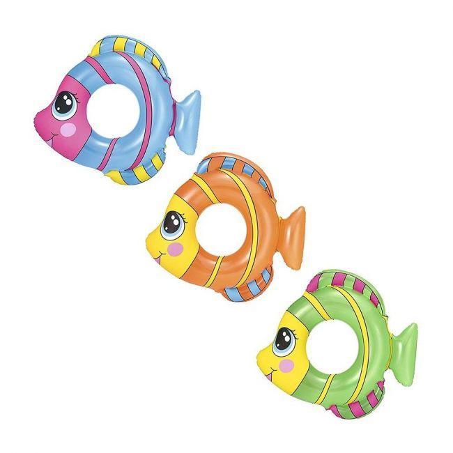 Bestway - Friendly Fish Swim Rings - 32 x 30 inches