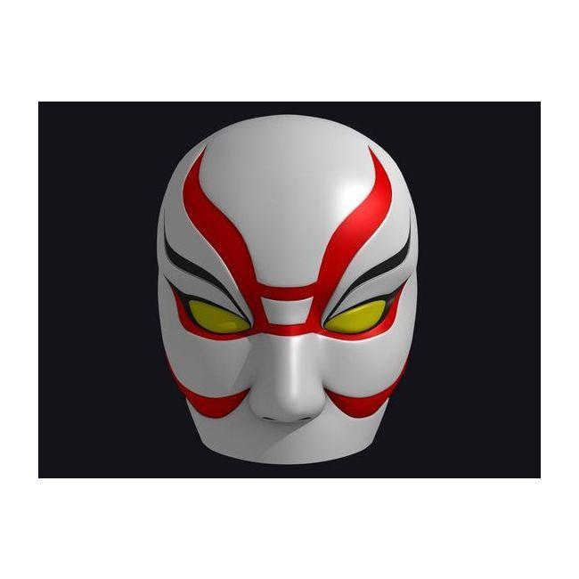 Big Hero 6 - Masks