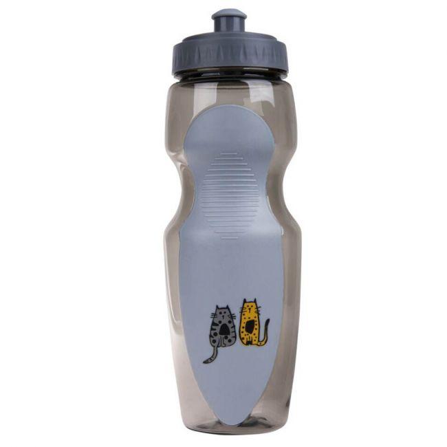 Biggdesign Cats In Istanbul Water Bottle 700Ml Grey