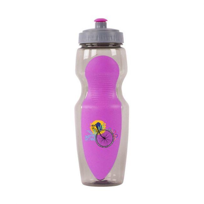 Biggdesign Nature Plastic Water Bottle 700Ml Purple