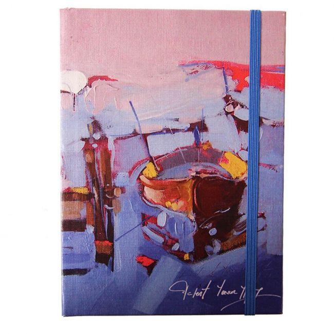 Biggdesign Rowing Boat Notebook 14X20 Cm