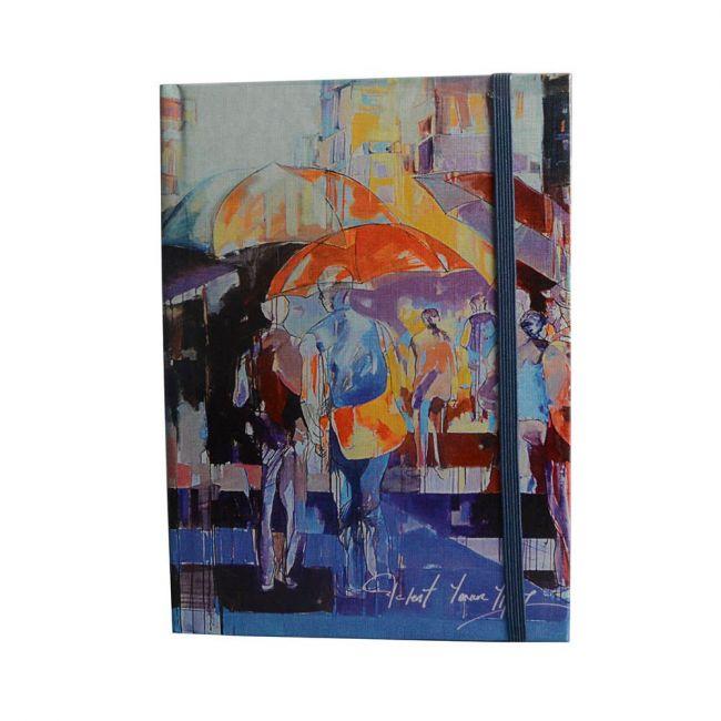 Biggdesign Umbrellas Notebook 14X20 Cm