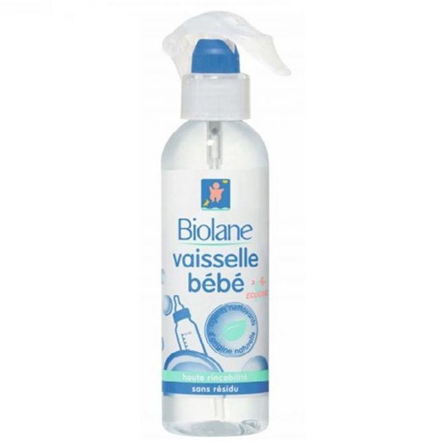 Biolane - Baby Washing Up Liquid 250ml