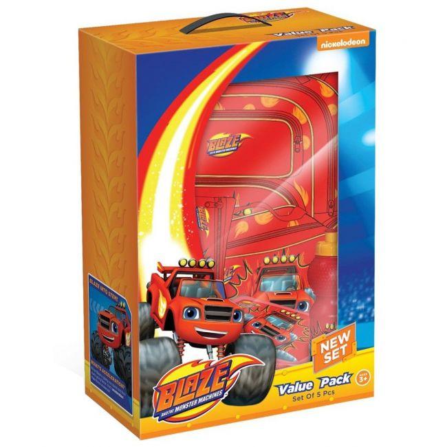 Disney Blaze Value Pack Set Trolley 18 inch