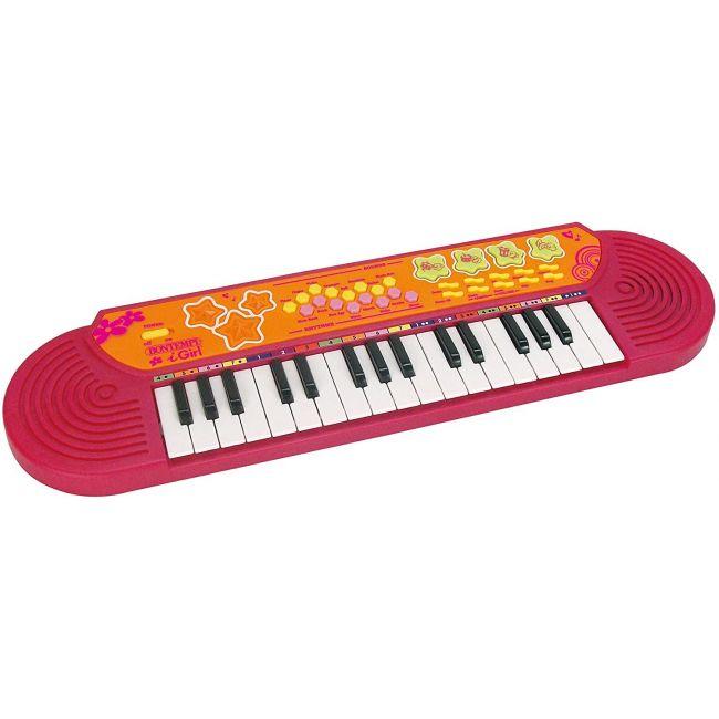 Bontempi - Key Jamz 32 Key Electronic Keyboard With Light Effects