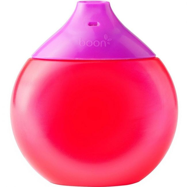 Boon Pink/Purple, Kid's Fluid Sippy Cup