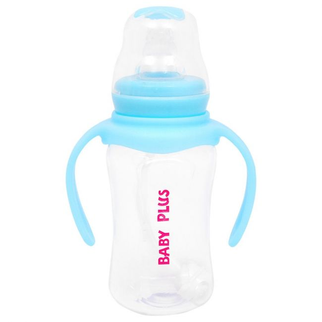 Baby Plus - Baby Feeding Bottle 5oz- 150ml - Blue