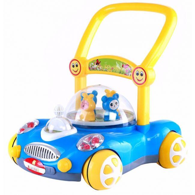 Baby Plus - Baby Toddler Walker - Blue