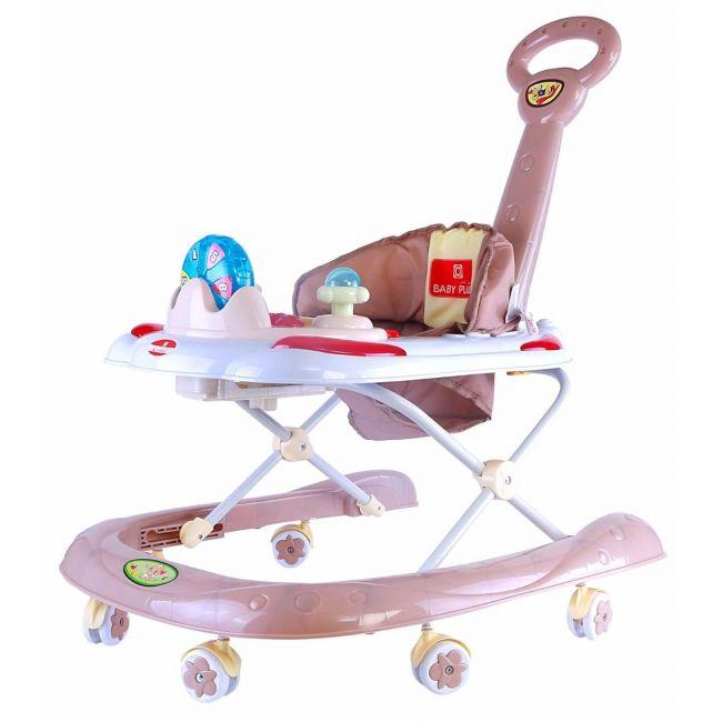 Baby Plus - Baby Walker - Brown