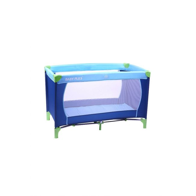 Baby Plus Blue Baby Play Pen