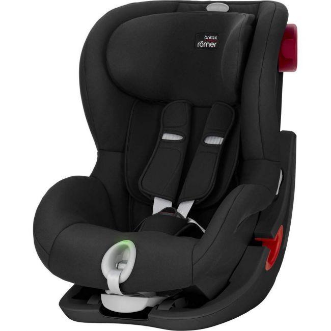 Britax Romer King II LS Black Series Cosmos Black Car Seat