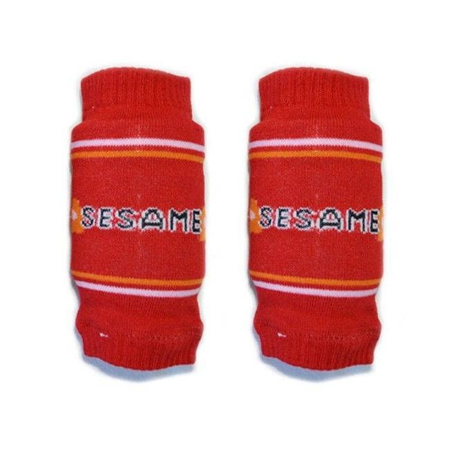 B-Safe Knee Protectors - Sesame Red