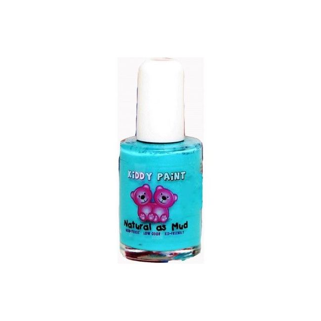 Kiddy Paint - Blue Nail Paint for kids - Seaquin