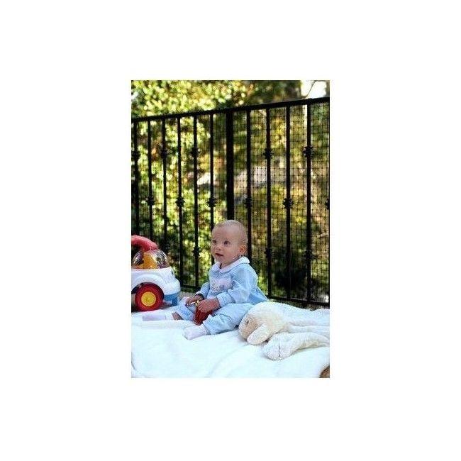 Cardinal Gates Child Safety Banister Shield 5 Feet Roll
